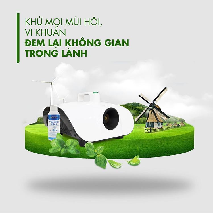 máy khử mùi HAKAWA HK-2020KT